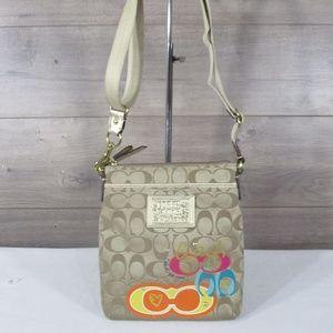 Coach Poppy Daisy Pop Crossbody Bag